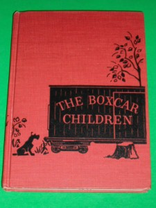 Vintage_1950_Boxcar_Children